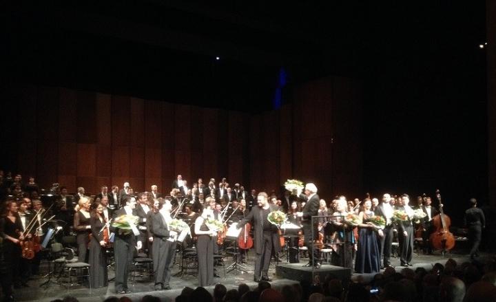 L'Arlesiana Deutsche Oper Berlin 2018 Calleja Zajick Arrivabeni
